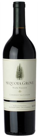 Sequoia Grove Cabernet Sauvignon Napa Valley